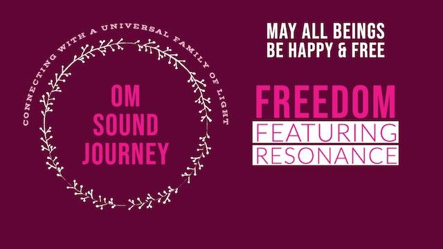 OM SOUND JOURNEY (JUNE 2020)