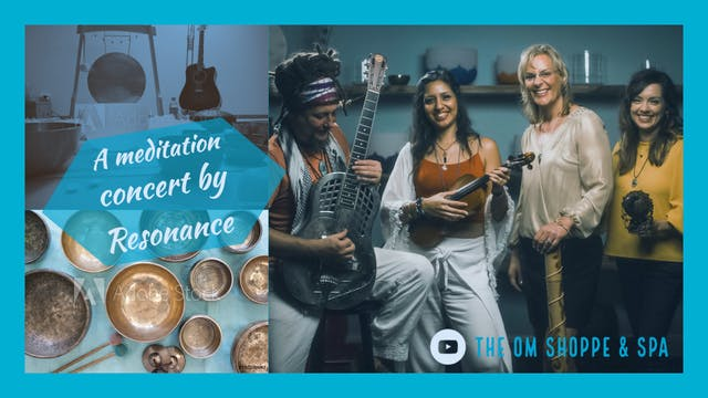 The Sound of OM Monthly Subscription