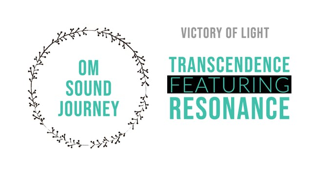 OM Sound Journey (April 2020)