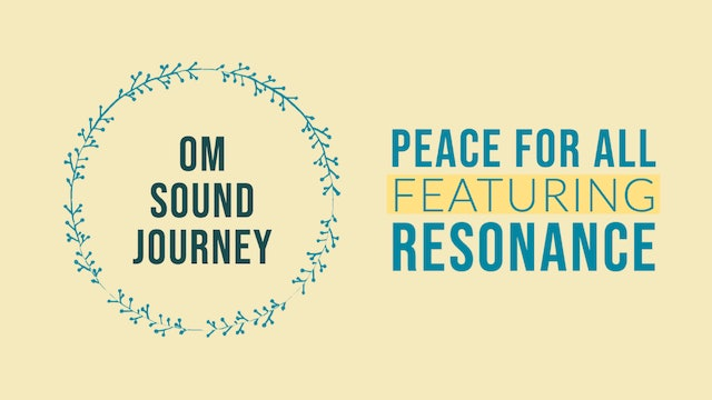 OM Sound Journey: March 2020 (Audio File Only)
