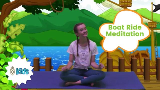 Boat Ride | An OM Warrior Kids Meditation Story
