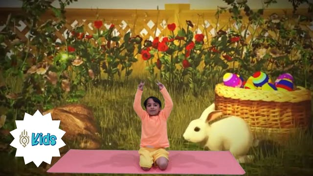 Bunny Breath | An OM Warrior Kids Min...