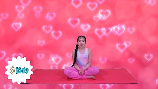 Loving Kindness Meditation | An OM Warrior Kids Mindfulness Adventure