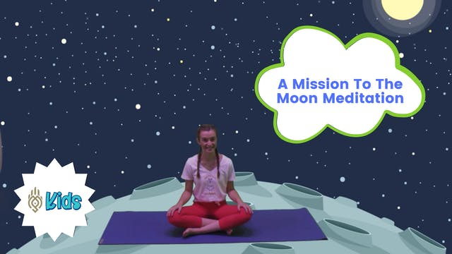 A Mission To The Moon | An OM Warrior...