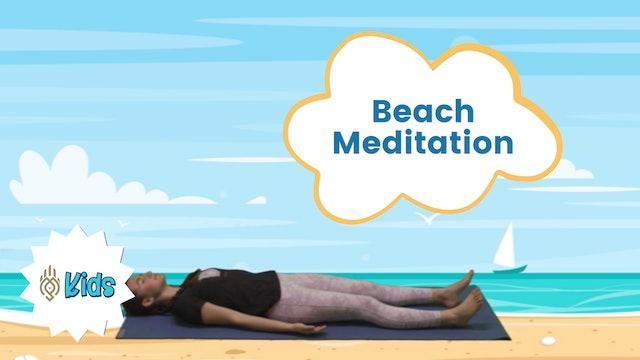 Beach Day   An OM Warrior Kids Meditation Story