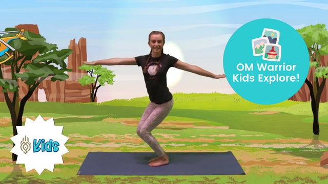 Explore Australia | An OM Warrior Kids Yoga Adventure
