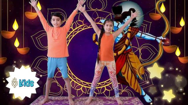 Diwali | An OM Warrior Kids Holiday Y...