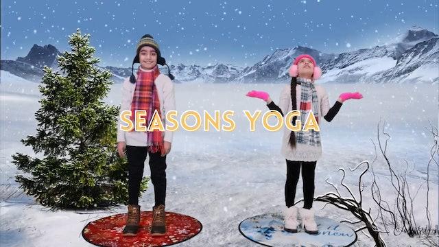Seasons Yoga 🌱☀️❄️🍂