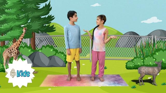 Introduction To Mindfulness | An OM Warrior Kids Mindfulness Adventure