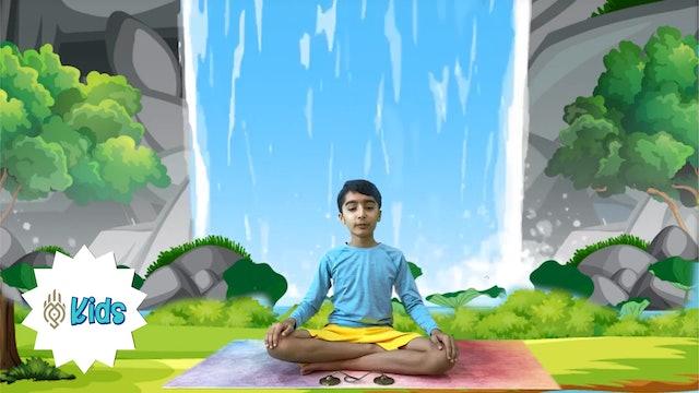 Sound Meditation | An OM Warrior Kids Mindfulness Adventure