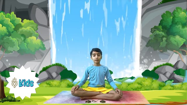 Sound Meditation | An OM Warrior Kids...
