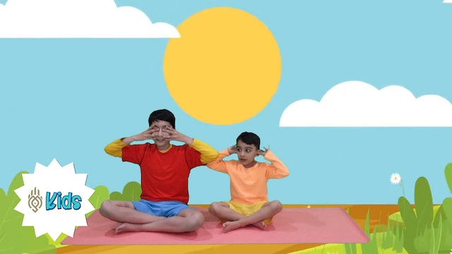 Bumblebee Breath | An OM Warrior Kids Mindful Breathing Exercise