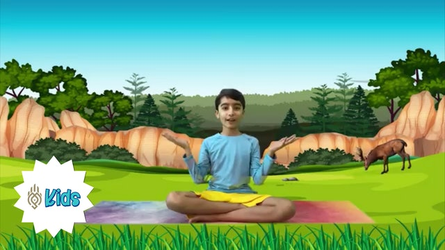 Five Count Breath | An OM Warrior Kids Mindfulness Adventure