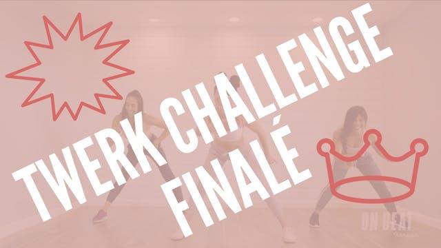 Twerk Challenge Finale!
