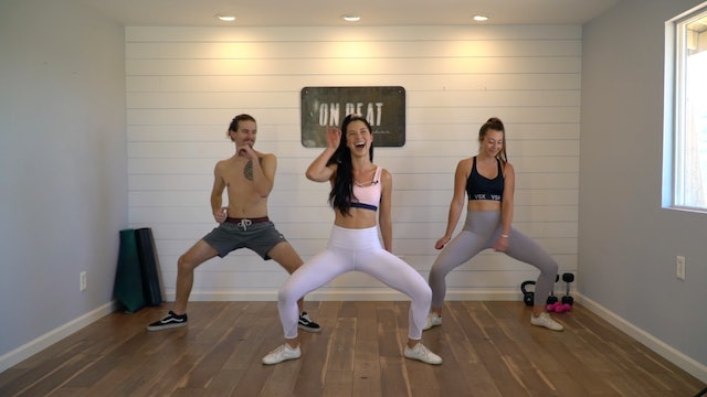 FREE Bad B**** Bestie Workout | Katie Kasten