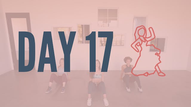 Day 17 | Feeling Sexy Arms & Abs