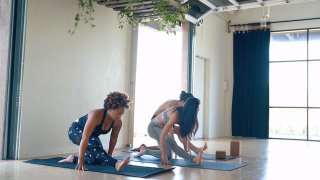 Heartache Healing Yoga | Katie Kasten