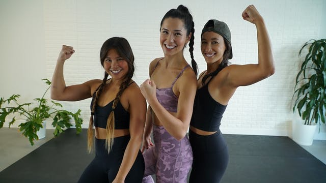 Asian Persuasion Plyo | Katie Kasten