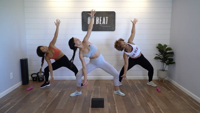 Chill Vibes Alternative Abs | Katie K...