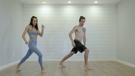 On Beat Fitness Video