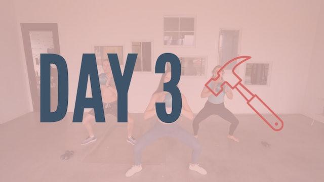 Day 3 | Feelin' Hyphy Total Body Sculpt