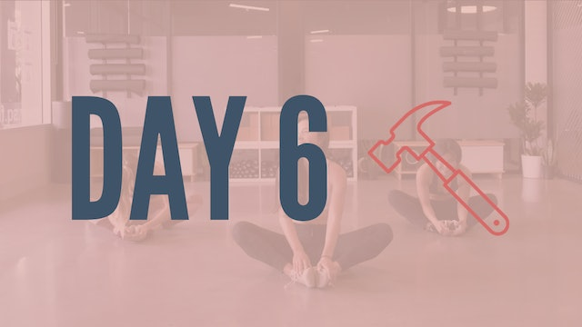 Day 6 | Electro Dance Cardio