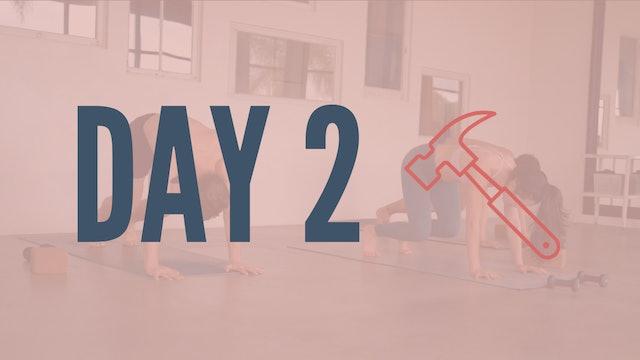 Day 2 | Bad B**** Hip-Hop Abs