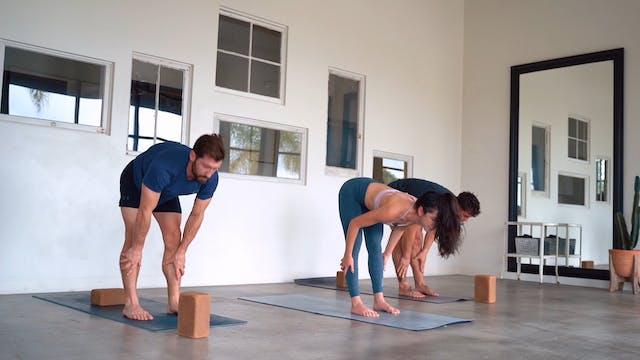 Chill Vibes & Stretching | Katie Kasten