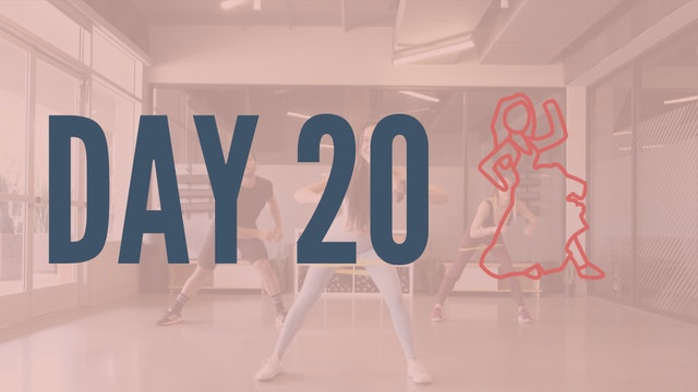 Day 20 | All About That Booty
