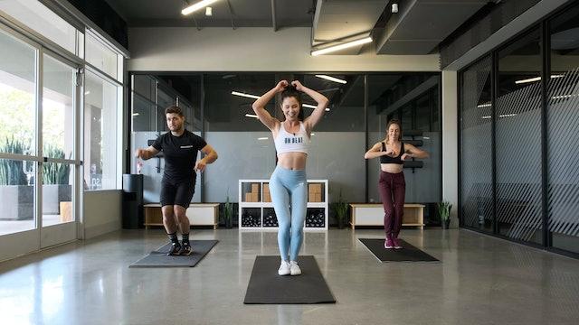 EDM Yoga HIIT | Katie Kasten