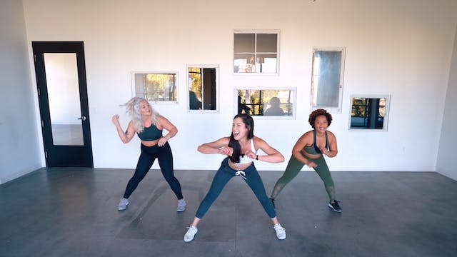 FREE Feelin' Myself Twerk Cardio | Ka...