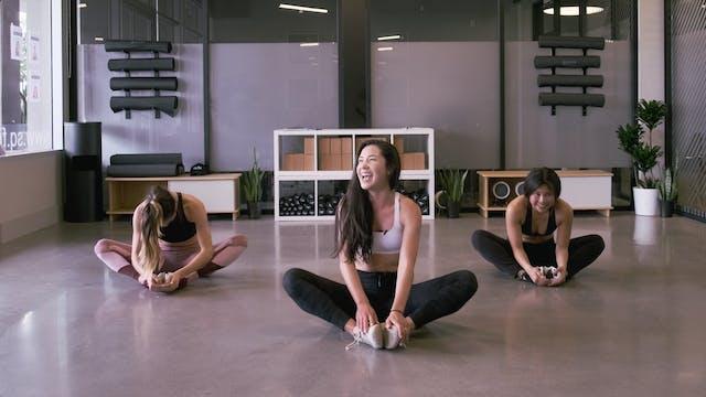 FREE Electro Dance Cardio | Katie Kasten