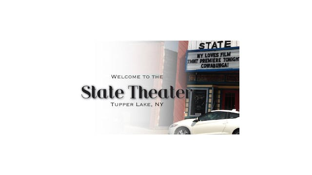 Once Were Brothers for State Theater - Tupper Lake