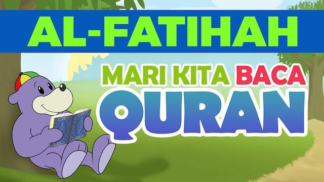 Mari membaca Surat Al-fatiha bersama Zaky