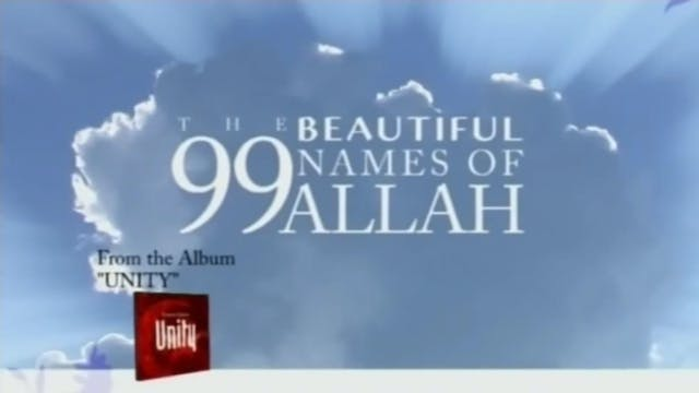 99 Beautiful Names of Allah