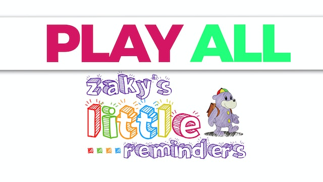 Zakys Little Reminder Collection