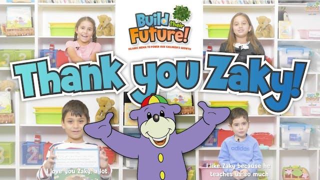 Why We Love Zaky! From Zaky's Fans