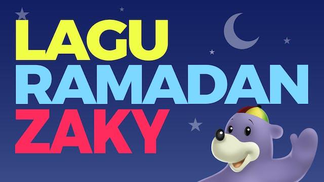 Lagu Ramadan dengan Zaky