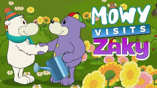 Mowy Visits Zaky