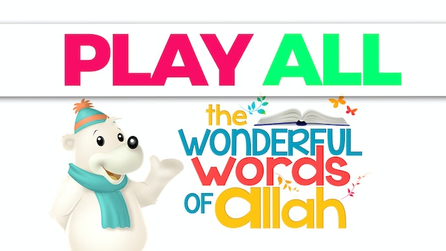 Wonderful Words of Allah Collection