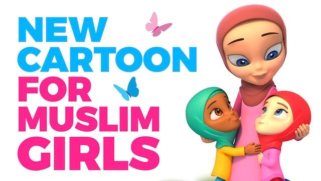Jannah's Way - New Cartoon for Muslim Girls