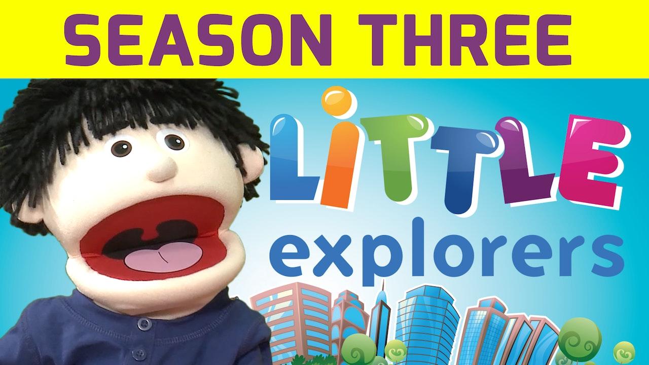 Little Explorers - Season 3