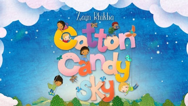 Cotton Candy Sky by Zain Bhikha