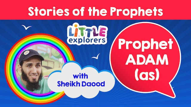 1- The Story of Prophet Adam (as) wit...