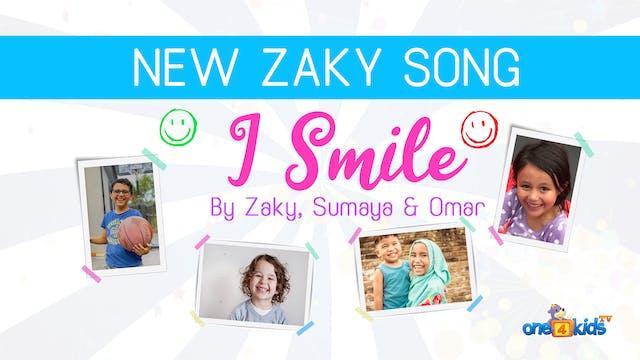 I SMILE - NEW Zaky Song