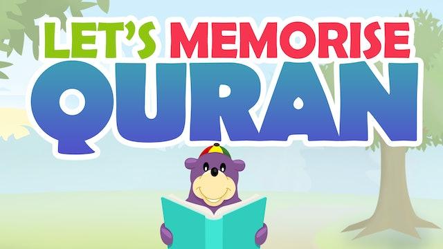 Let's Memorise Quran