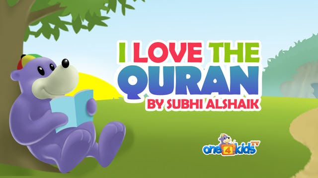 I love the Quran - Nasheed featuring Zaky