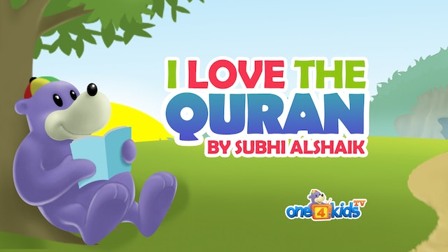 I love the Quran - Nasheed featuring ...