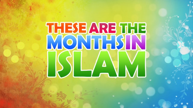 Months In Islam With Zaky