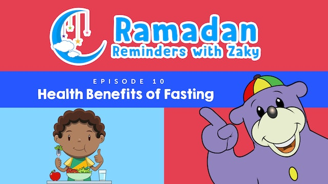 Health Benefits of Fasting (ep10)